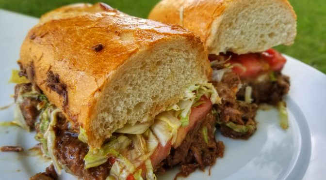 Parkway Bakery & Tavern Style Roast Beef Po Boy Recipe